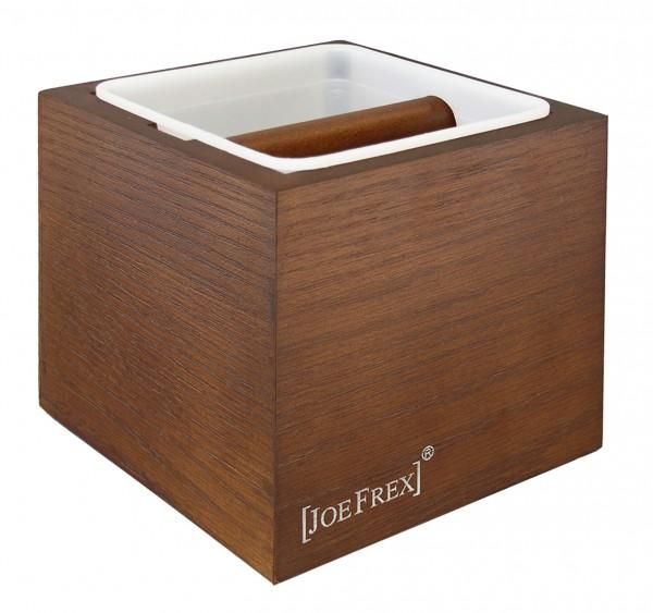 JOEFREX Abschlagbehälter Classic braun