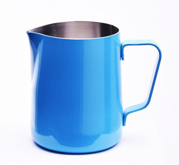 JOEFREX Milchkännchen mit Pulverbeschichtung Azur