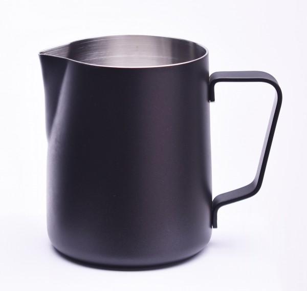 JOEFREX Milchkännchen mit Pulverbeschichtung Black