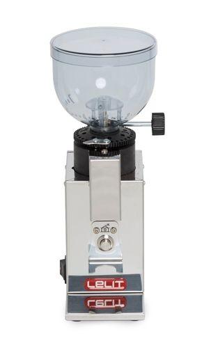 Lelit PL43MMI elektrische Kaffeemühle Stufenlose Einstellung des Mahlgrades