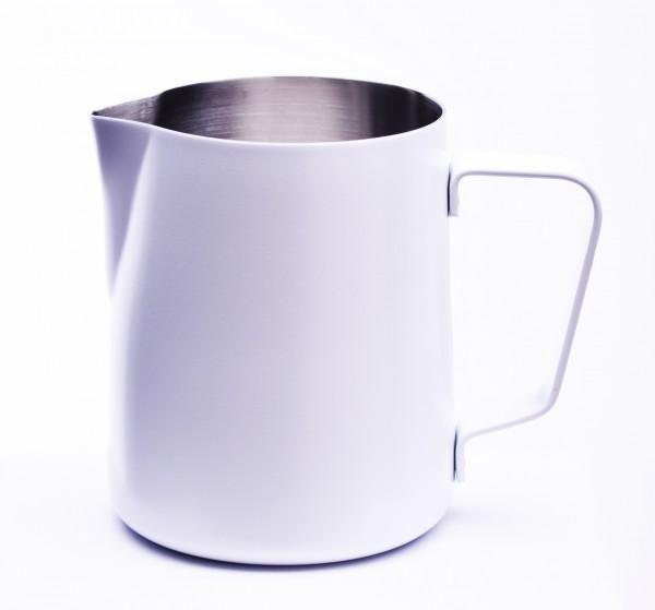 JOEFREX Milchkännchen mit Pulverbeschichtung Weiss